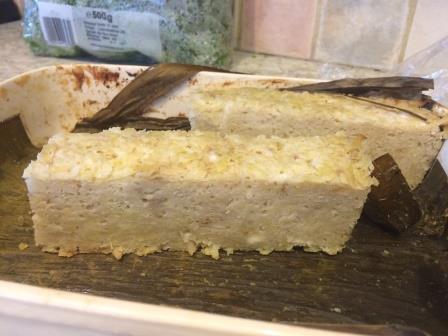 551a Sliced cassava pudding compressed